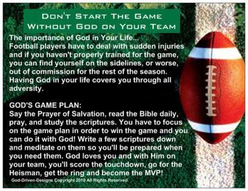 PrayerCardDontStarttheGame